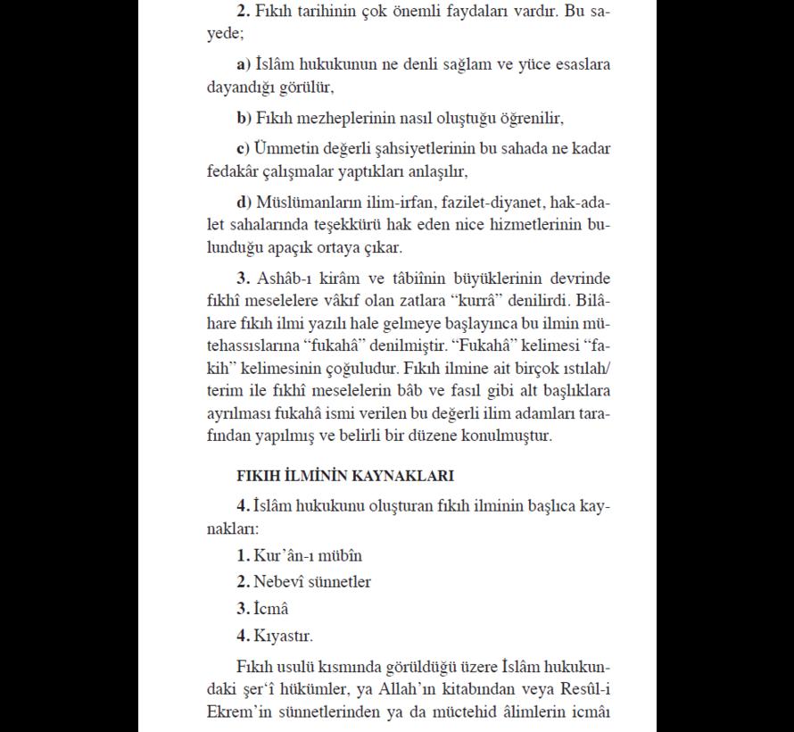 İslam Hukuk Tarihi | Fıkıh İlmi I Ömer Nasuhi Bilmen