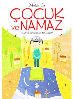 Uğurböceği Yayınları Çocuk ve Namaz I Haydi Çocuklar Namaza