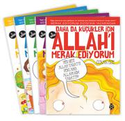Uğurböceği Yayınları Daha da Küçükler İçin Allah'ı Merak Ediyorum Seti I 5 Kitap