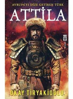 Timaş Yayınları Attila I Avrupayı Dize Getiren Türk