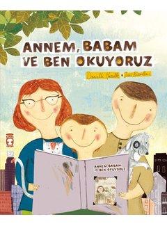 Timaş Çocuk Annem, Babam Ve Ben Okuyoruz