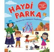 Sincap Kitap Haydi Parka Yardım Et I Hikayem Kayboldu