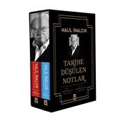 Timaş Yayınları Tarihe Düşülen Notlar I  2 Cilt Takım Kutulu