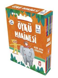 Timaş Çocuk Öykü Makinesi Set I 10 Kitap