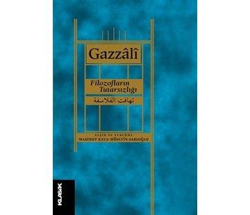Klasik Yayınları Filozofların Tutarsızlığı I Arapça-Türkçe Paralel Metin