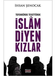 Hüküm Kitap Tefekkürde Tesettürde İslam Diyen Kızlar