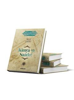 Semerkand Yayınları Kimya-yı Saadet 4 Cilt | İmam Gazali