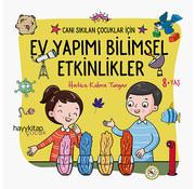 Hayy Kitap Ev Yapımı Bilimsel Etkinlikler I  Canı Sıkılan Çocuklar İçin