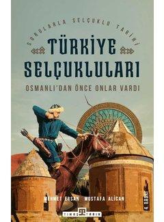 Timaş Yayınları Türkiye Selçukluları I Osmanlıdan Önce  Onlar Vardı