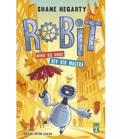 Robit I  Minik Bir Robot Dev Bir Macera