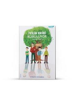 Mavi Uçurtma Yayınları İyilik Ekibi Kuruluyor
