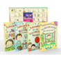 Malen und Lernen I 4 Bücher Set