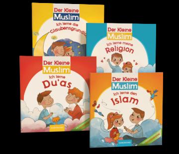 Erol Medien Verlag Der Kleine Muslim I 4 Bücher Set