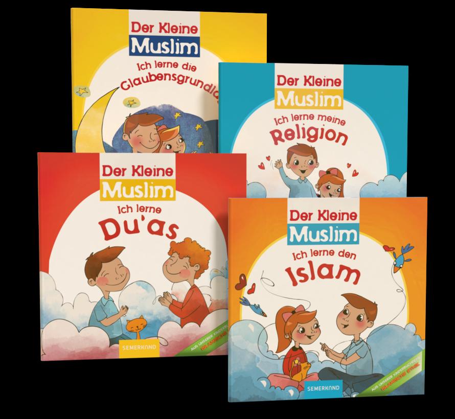 Der Kleine Muslim I 4 Bücher Set