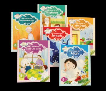 Erol Medien Verlag Ahmet Lernt Die Islamischen Glaubensgrundlagen 6 Bücher Set