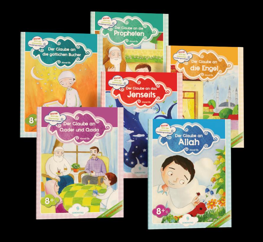 Ahmet Lernt Die Islamischen Glaubensgrundlagen 6 Bücher Set
