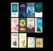 Semerkand Yayınları Hediye Kitapları Dizisi (12 Kitap)