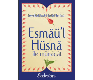 Şadırvan Yayınları Esmaül Hüsna İle Münacat