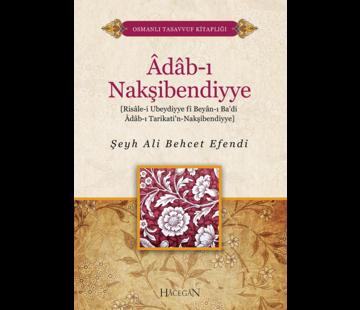 Hacegan Yayınları Adabı Nakşibendiyye