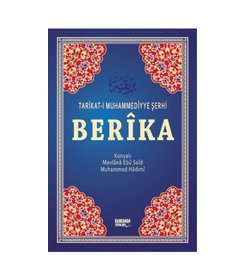 Berika - Tarikat-ı Muhammediyye Şerhi (5 Cilt Takım)