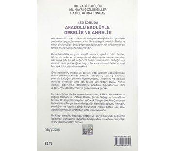 Hayy Yayınları 450 Soruda Anadolu Ekolüyle Gebelik ve Annelik