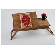Semerkand Store Dosso Laptop-Pult Und Qur'an-Ständer İn Einem