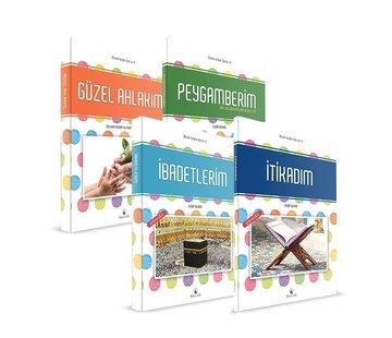 Semerkand Çocuk  Dini İslam Serisi 4 Kitap
