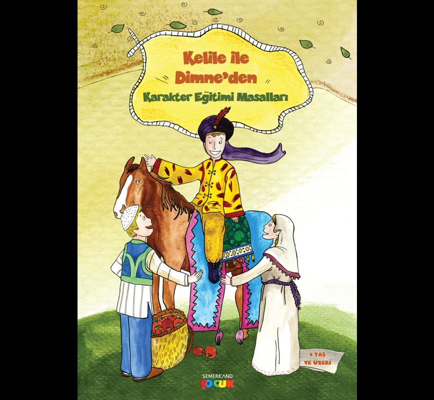Kelile ile Dimne Serisi 3 Kitap