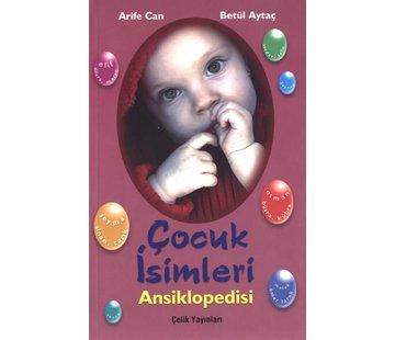 Çelik Yayınları Çocuk İsimleri Ansiklopedisi