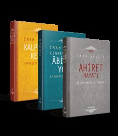 Gazali Klasikleri Seti 3 Kitap