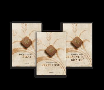 Semerkand Yayınları Zekat ve Öşre Dair Üç Kitap