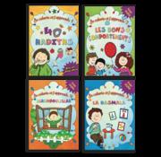 Erol Medien Verlag Je Colorie Et J'apprends  4 Livres
