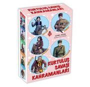 Uğurböceği Yayınları Kurtuluş Savaşı Kahramanları SETİ (5 Kitap)