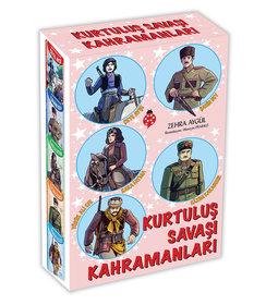 Kurtuluş Savaşı Kahramanları SETİ (5 Kitap)