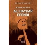 Hüküm Kitap İki Devrin Ulu Hocası Ali Haydar Efendi