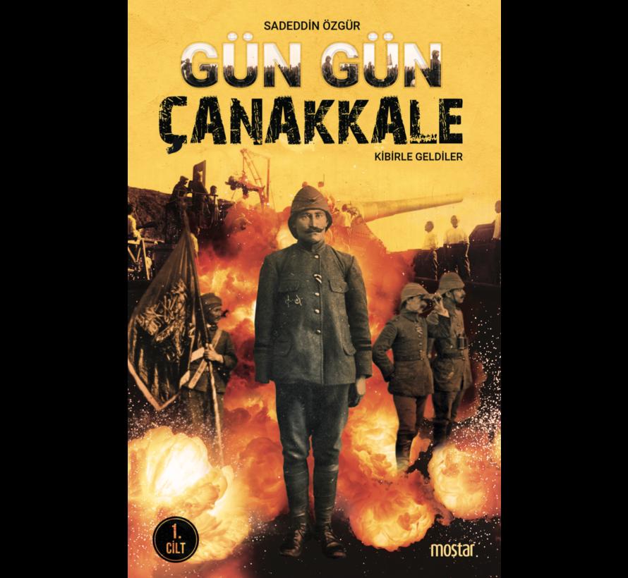 Gün Gün Çanakkale (3 Cilt)
