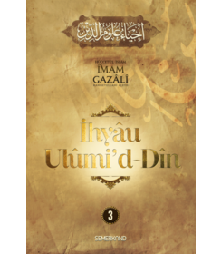 İhya-u Ulumiddin 3.Cilt | İmam Gazali