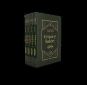 Semerkand Yayınları Kimya-yı Saadet 4 Cilt | İmam Gazali (Özel Kutulu 2 Farklı Kapak Rengi)
