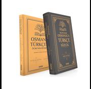 Mostar Yayınları KÜÇÜK MUHTASAR OSMANLICA TÜRKÇE SÖZLÜK VE ÖĞRENME REHBERİ
