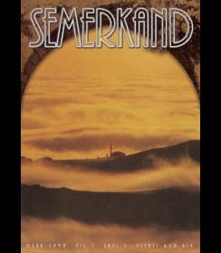 Semerkand Dergisi I ilk Sayı