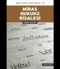 Miras Hukuku Risalesi I Hasip Asutay