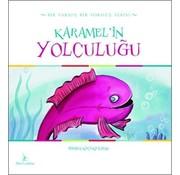 Mavi Uçurtma Yayınları Karamelin Yolculuğu | Birsel Küçükyılmaz