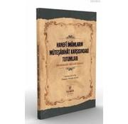 Tahkik Yayınları Hanefi İmamların Müteşabihat Karşısındaki Tutumları