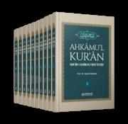 Erkam Yayınları Ahkamul Kuran – Kurani Kerim ve Fikhi Tefsiri 10 Cilt