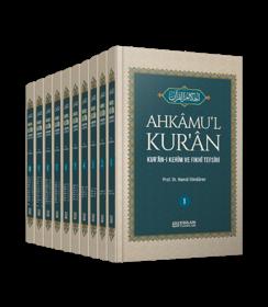 Ahkamul Kuran – Kurani Kerim ve Fikhi Tefsiri 10 Cilt
