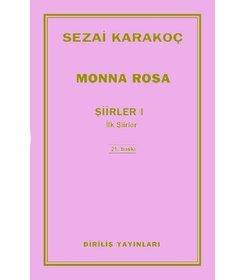 Monna Rosa Şiirler-1