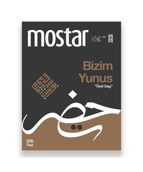 Mostar Yayınları Mostar Dergisi Özel Sayı Bizim Yunus