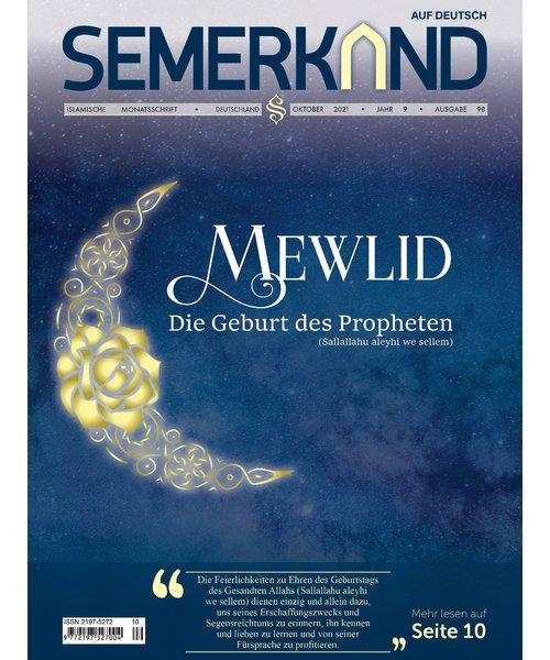 Erol medien verlag Mewlid Die Geburt Des Propheten Sallalahu Aleyhi We Sellem