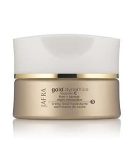 Jafra Gold Firm + Correct Night Moisturizer