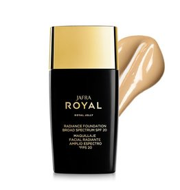 Jafra Royal Radiance Foundation Broad Spectrum SPF20